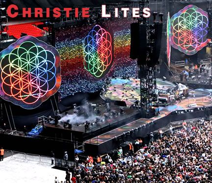 CHRISTIE LITES website - New York, Las Vegas, Chicago, Orlando, Vancouver, Calgary, Toronto, London UK