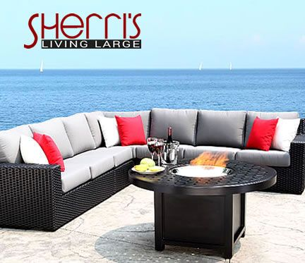 SHERRI'S LIVING LARGE website - Waterloo, ON