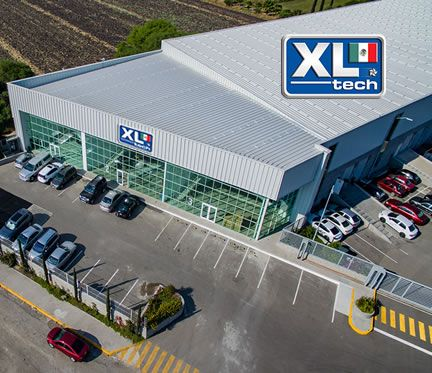 XL TECH MEXICO website - Querétaro Mexico