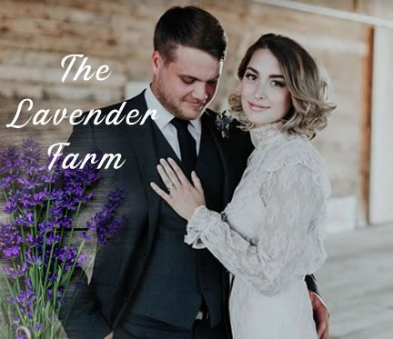 The Lavender Farm - Weddings website - Cambridge, Ontario