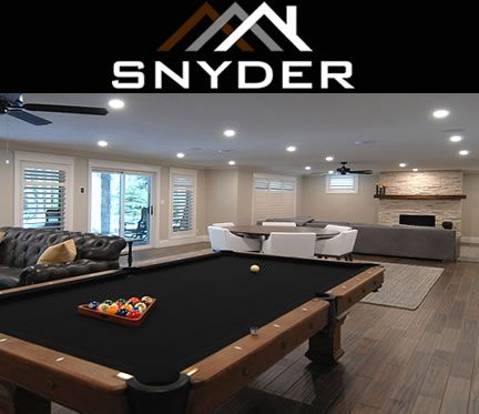 Snyder Development website - Port Elgin, ON