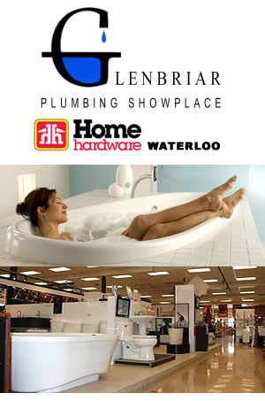 Glenbriar Plumbing Showplace - Home Hardware Waterloo