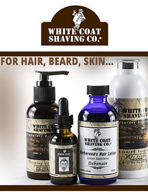 White Coat Shaving Company