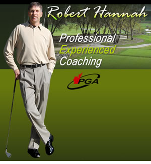 Robert Hannah CPGA Golf Professional